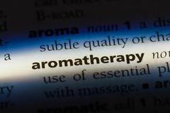 Aromatherapy royalty-vrije stock foto