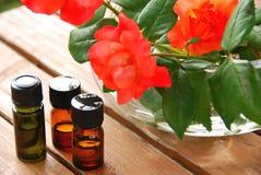 Aromatherapy Stockbild