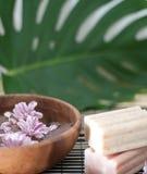 Aromatherapy. Photographie stock