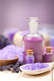 aromatherapy лаванда стоковое изображение rf