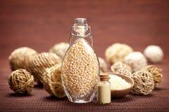 aromatherapy ваниль стоковое изображение rf