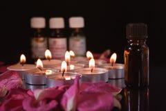 aromatherapy Royaltyfria Foton