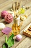 aromatherapy Fotografering för Bildbyråer