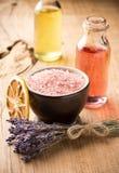 Aromatherapy. Arkivbild