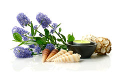 Aromatherapy Obrazy Royalty Free