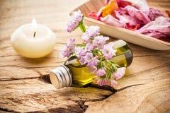 Aromatherapy. Royalty-vrije Stock Foto's