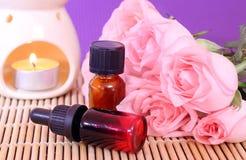 Aromatherapy Στοκ εικόνες με δικαίωμα ελεύθερης χρήσης