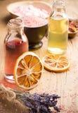 Aromatherapy. Image stock