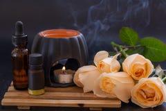 Aromatherapy Στοκ φωτογραφία με δικαίωμα ελεύθερης χρήσης