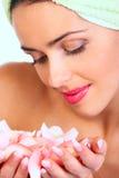 aromatherapy Στοκ εικόνα με δικαίωμα ελεύθερης χρήσης