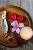 aromatherapy Lizenzfreies Stockbild