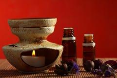 Aromatherapy Zdjęcia Royalty Free