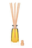 Aromatherapy Air Freshener. 3d Rendering Stock Photos