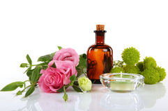 Free Aromatherapy And Massage Oil Royalty Free Stock Image - 29403626