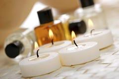 Aromatherapy Behandlung Stockfotografie