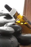 Aromatherapy bij het is best Stock Afbeeldingen