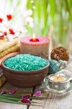 aromatherapy brunnsort Arkivbilder
