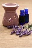 Aromatherapy chimney Royalty Free Stock Images