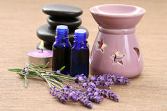 Aromatherapy chimney Royalty Free Stock Photography
