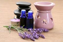Aromatherapy chimney Royalty Free Stock Photography