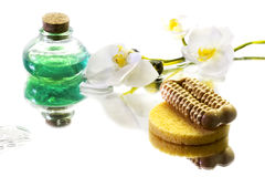Aromatherapy  concept Royalty Free Stock Image