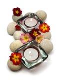 Aromatherapy concept Royalty Free Stock Photos