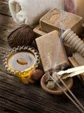 aromatherapy concept spa Στοκ εικόνα με δικαίωμα ελεύθερης χρήσης