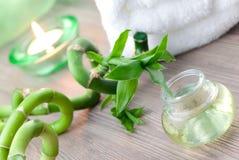 aromatherapy doftolja Royaltyfri Fotografi