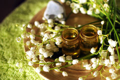 Aromatherapy / essential oil Stock Photos