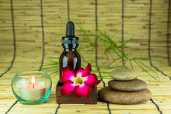 Aromatherapy essential oil Royalty Free Stock Images