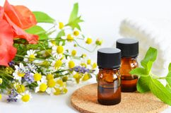 Aromatherapy Royalty Free Stock Photos