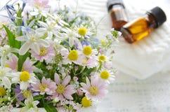 Aromatherapy royalty free stock photo