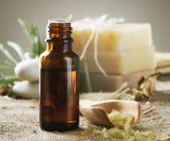 aromatherapy extrakt Royaltyfri Fotografi