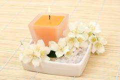 aromatherapy jasmin Στοκ Φωτογραφίες