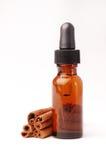aromatherapy kanel Royaltyfria Bilder