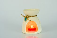 Aromatherapy lamp Royalty Free Stock Image