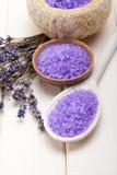 aromatherapy lavender μεταλλεύματα Στοκ Εικόνες