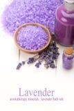 aromatherapy lavender μεταλλεύματα Στοκ φωτογραφία με δικαίωμα ελεύθερης χρήσης
