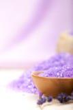 aromatherapy lavender spa Στοκ φωτογραφίες με δικαίωμα ελεύθερης χρήσης