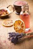 Aromatherapy. Royalty Free Stock Photos