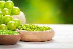 aromatherapy minerals spa Στοκ εικόνες με δικαίωμα ελεύθερης χρήσης