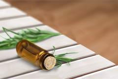 Aromatherapy Oil Royalty Free Stock Image