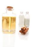 Aromatherapy oils Stock Photo