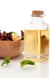 Aromatherapy oils Royalty Free Stock Photos