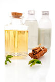 Aromatherapy Oils Royalty Free Stock Photography
