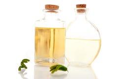 Aromatherapy oils Royalty Free Stock Image