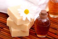 aromatherapy oils spa Στοκ Φωτογραφία