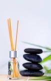 Aromatherapy olie royalty-vrije stock foto's