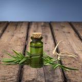 aromatherapy olja arkivbild