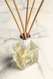 Aromatherapy reed diffuser air freshener Royalty Free Stock Photography